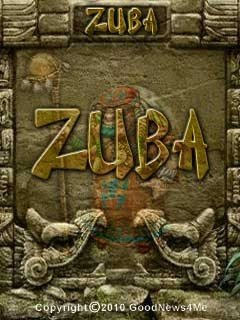 بازی موبایل Zuba برای نوکی سری ۶۰ ویرایش ۳